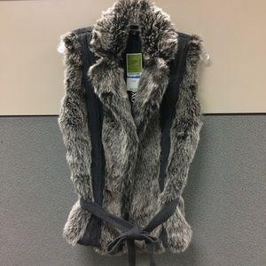 🍫Women's🍫Faux Fur Vest